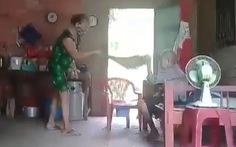 Xác minh clip bạo hành cụ già gây bức xúc trên mạng xã hội