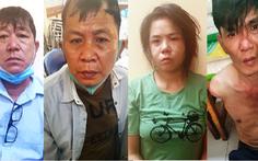 5 người chuyên dàn cảnh va quẹt xe trộm cắp trên 220 triệu ở TP.HCM
