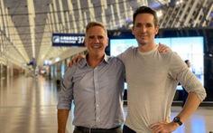 Úc rút hai nhà báo cuối cùng của mình từ Trung Quốc về nước
