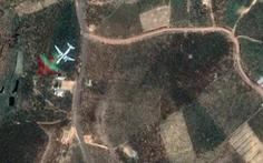 Xuất hiện trên Google Maps hình ảnh máy bay rơi ở xã B'Lá, Lâm Đồng?