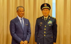 Bộ trưởng quốc phòng Trung Quốc: 'Tình hình Biển Đông nhìn chung vẫn ổn định'
