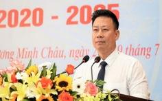 Ông Nguyễn Thanh Ngọc làm chủ tịch tỉnh Tây Ninh