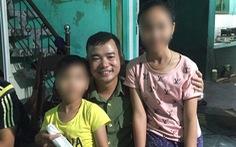 Vợ ở Sài Gòn không gửi tiền, bố trẻ ôm hai con nhảy kênh 'quyết tự tử'