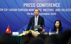 Những ưu tiên của Việt Nam tại AMM 53
