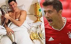 Điểm tin thể thao sáng 1-1: Lewandowski 'đệ nhất', Messi thứ 10