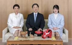 Nhật hoàng cảm ơn nhân viên y tế tuyến đầu dịp năm mới