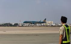 Chính thức đưa vào khai thác đường băng 2.000 tỉ đồng sân bay Tân Sơn Nhất