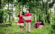 Trường học Xanh - câu chuyện từ bục giảng đến những rừng cây
