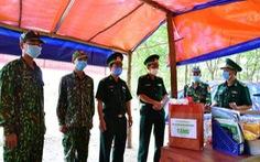 Biên phòng TP.HCM, Bình Thuận điều quân hỗ trợ Tây Ninh chống dịch vùng biên