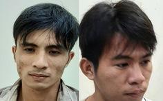 Hai thanh niên cướp điện thoại bị người đi đường tóm gọn