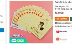 Cảnh báo: đủ thứ đồ chơi cờ bạc 'rộn ràng' trên chợ mạng