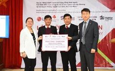 LG hỗ trợ xây mới và sửa chữa nhà ở cho các gia đình dân tộc Mường