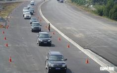 Chỉ cho xe chạy đường cao tốc Trung Lương - Mỹ Thuận khi quốc lộ 1 ùn tắc