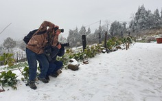 Sa Pa, Điện Biên vẫn âm độ, cuối tuần miền Bắc thêm đợt không khí lạnh