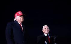 Ông Pence đã hết giận, nói chuyện lại với ông Trump?