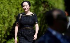Huawei từng xếp sẵn máy bay rước bà Mạnh Vãn Chu về nước