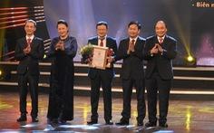 Giải đặc biệt Búa liềm vàng: Việt Nam thời đại Hồ Chí Minh - biên niên sử truyền hình