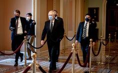 Fox News: Lãnh đạo đảng Cộng hòa McConnell ủng hộ luận tội ông Trump
