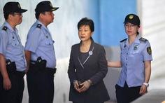 Tòa Hàn Quốc y án 20 năm tù cho cựu tổng thống Park Geun Hye vì nhận hối lộ