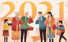 Những xu hướng quà Tết hứa hẹn lên ngôi năm 2021
