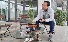 Nghệ nhân Minh Xa chuyển hướng trồng phong lan vì đam mê