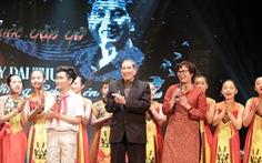 Đêm nhạc xúc động ở tuổi 91 của nhạc sĩ Phạm Tuyên