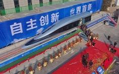 Trung Quốc chạy thử tàu hỏa siêu tốc sử dụng công nghệ HTS