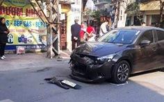 Nam thanh niên tử nạn sau va chạm với ôtô do trưởng Phòng kinh tế - hạ tầng cầm lái