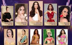 Cuộc thi ảnh online 'Hoa hậu hoàn vũ Việt Nam 2021' nhận người chuyển giới nữ