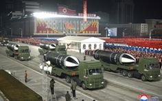 Triều Tiên công bố tên lửa phóng từ tàu ngầm 'mạnh nhất thế giới'