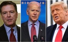 Cựu giám đốc FBI: Ông Trump nên bị giam nhưng đề xuất ông Biden ân xá vì 'đại cục'