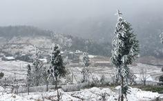 Ngày và đêm 17-1, Hà Giang, Lào Cai có thể xuất hiện mưa tuyết
