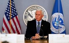 Ông Pence đảm bảo chuyển giao quyền lực an toàn cho Tổng thống đắc cử Biden