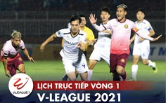 Cập nhật V-League 2021: Đức Chinh đưa Đà Nẵng vượt lên