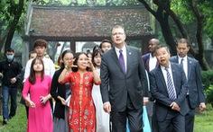 Đại sứ Kritenbrink: Mỹ - Việt có tầm nhìn, lợi ích tương đồng
