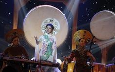 Dáng hình âm vang tôn vinh âm nhạc dân tộc