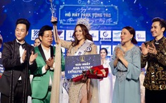 Công ty tổ chức thi Hoa hậu doanh nhân sắc đẹp Việt bị phạt 90 triệu