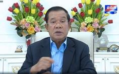 Hun Sen cảm ơn Trung Quốc tặng Campuchia 1 triệu liều vắc xin COVID-19