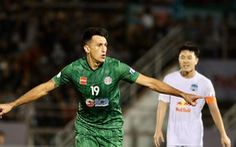 Sài Gòn thắng HAGL trong ngày Kiatisak ra mắt V-League 2021