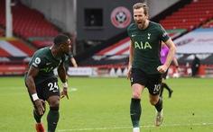 Thắng thuyết phục Sheffield United, Tottenham vào top 4