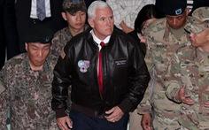 Ông Pence thúc ông Biden 'cảnh giác không ngừng' với Trung Quốc