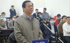 Mở lại phiên tòa xét xử cựu bộ trưởng Vũ Huy Hoàng gây thiệt hại 2.700 tỉ