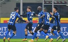 Ronaldo bị từ chối bàn thắng, Juve gục ngã trước Inter Milan