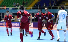 Futsal Việt Nam sẽ dự World Cup 2021?