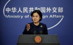 Bộ Ngoại giao Trung Quốc: Sẽ trừng phạt các quan chức Mỹ liên quan đến Đài Loan