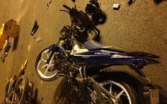 Camera hành trình 'tố cáo' thanh niên vượt đèn đỏ tông chết 2 người