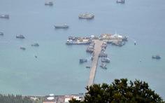 Tàu cá Bến Tre chìm ở Côn Đảo, 7 ngư dân được cứu sống, 7 người còn mất tích