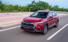 Corolla Cross - Phép thử thành công của Toyota tại Việt Nam