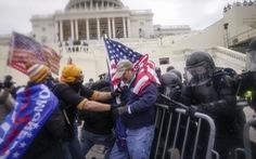 Tình tiết mới vụ bạo loạn Đồi Capitol: Cảnh sát hoàn toàn bị động