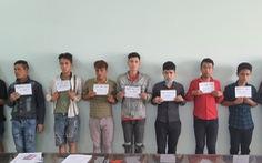 Bắt 9 người nghi truy sát thanh niên quê Đắk Lắk trong nhà hoang